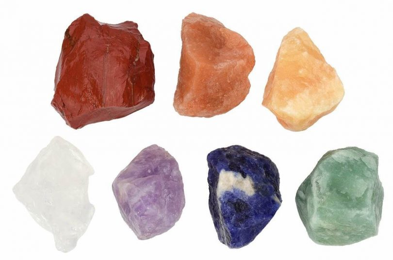 7 stones for Reiki practitioners