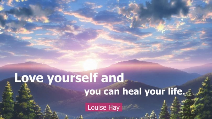 "Watch the amazing movie by Louise Hay ""You Can Heal Your Life"" free on October 31"