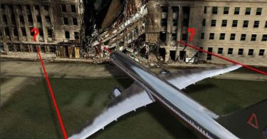 """Prove that an airplane hit the Pentagon on 9/11""- Major Gen. Albert Stubblebine"