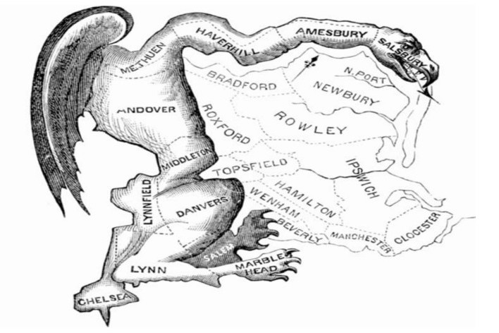 Slay the Dragon: Raising awareness About Gerrymandering